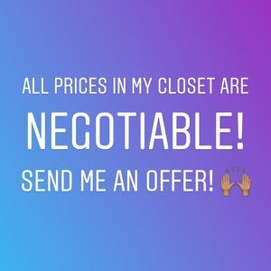 Other - Send me reasonable offers!!